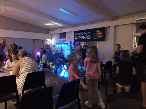 Nippers Presentation and Disco IMAGE