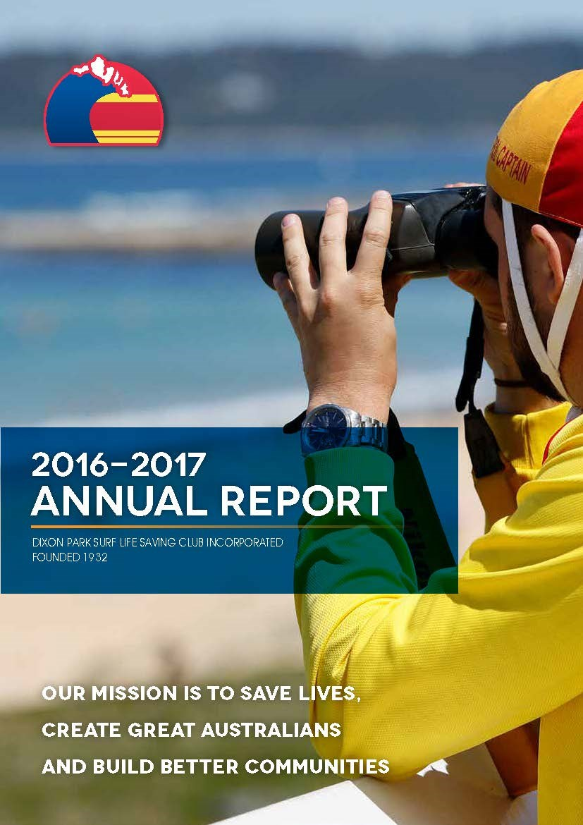 2016-2017 Annual Report Available IMAGE