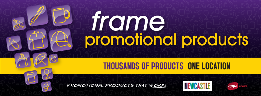 Frame Promotional Products Logo